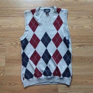🍍Brooks Brothers Merino Wool Sweater Vest